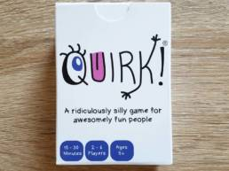 Quirk Game Box Review Michael Wheatley